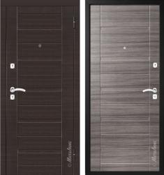 Стальная дверь Металюкс М302