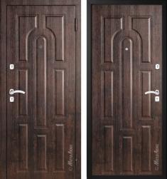 Металлическая дверь Металюкс М303