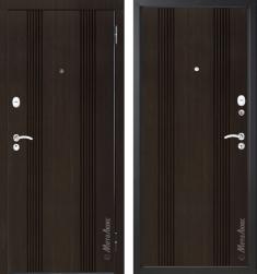 Стальная дверь Металюкс М305
