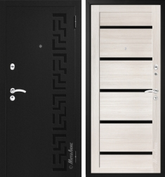 Стальная дверь Металюкс М31