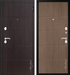 Металлическая дверь Металюкс М315/1