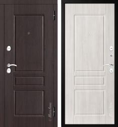 Стальная дверь Металюкс М316/2