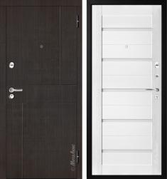 Стальная дверь Металюкс М323