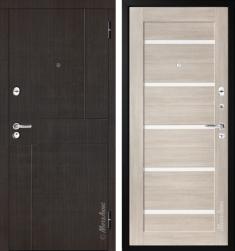 Металлическая дверь Металюкс М324