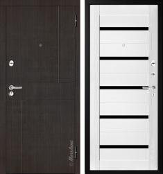 Стальная дверь Металюкс М326