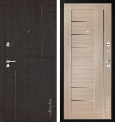 Стальная дверь Металюкс М329