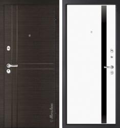Металлическая дверь Металюкс М33/3