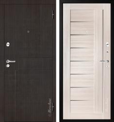 Стальная дверь Металюкс М331