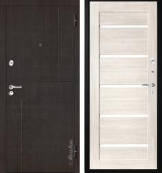 Стальная дверь Металюкс М332