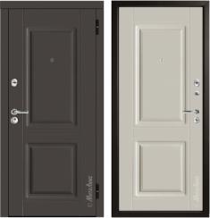 Металлическая дверь Металюкс М34/10