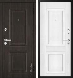 Металлическая дверь Металюкс М34/2