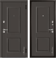 Металлическая дверь Металюкс М34/9
