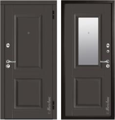 Металлическая дверь Металюкс М34/9 Z