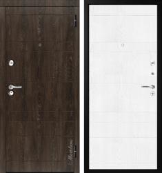 Металлическая дверь Металюкс М350/4