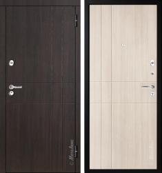 Стальная дверь Металюкс М351/1