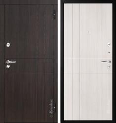 Стальная дверь Металюкс М351/2