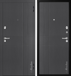 Стальная дверь Металюкс М351/3