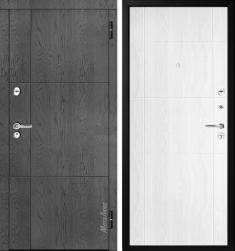 Стальная дверь Металюкс М352/1