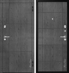 Стальная дверь Металюкс М352