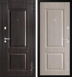 Стальная дверь Металюкс М353/1