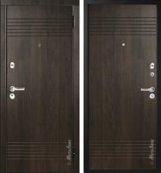 Металлическая дверь Металюкс М37