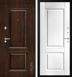 Металлическая дверь Металюкс М380/1