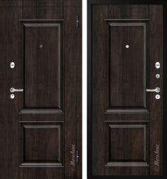 Металлическая дверь Металюкс М380/2
