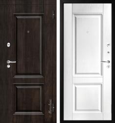 Металлическая дверь Металюкс М380/3