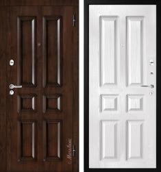Металлическая дверь Металюкс М381/1