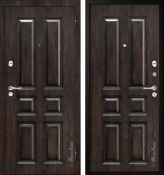 Металлическая дверь Металюкс М381/2