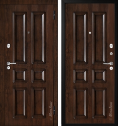 Стальная дверь Металюкс М381
