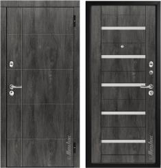 Стальная дверь Металюкс М39