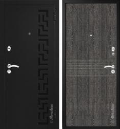 Стальная дверь Металюкс М46/1