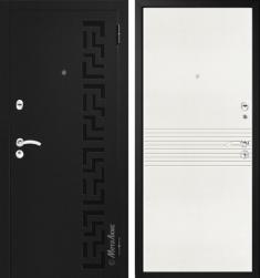 Стальная дверь Металюкс М46