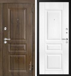 Металлическая дверь Металюкс М49/1
