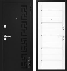 Стальная дверь Металюкс М523