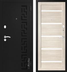 Металлическая дверь Металюкс М524