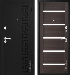 Стальная дверь Металюкс М525