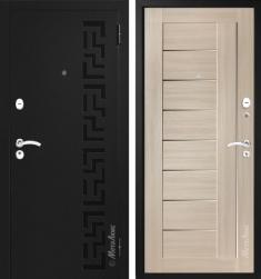 Стальная дверь Металюкс М529
