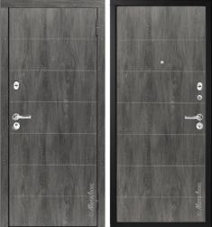 Металлическая дверь Металюкс М53