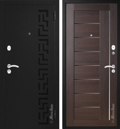 Стальная дверь Металюкс М530