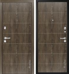 Металлическая дверь Металюкс М54