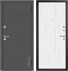 Металлическая дверь Металюкс М55/1