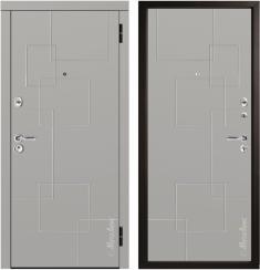 Металлическая дверь Металюкс М55/4
