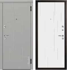 Металлическая дверь Металюкс М55/5