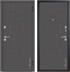 Металлическая дверь Металюкс М55