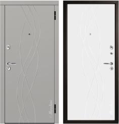 Металлическая дверь Металюкс М56/5