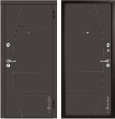 Металлическая дверь Металюкс М58/2