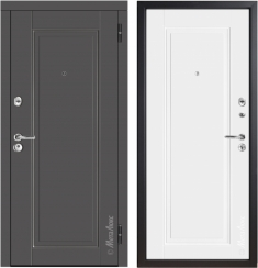 Металлическая дверь Металюкс М59/1