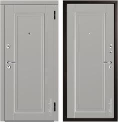 Металлическая дверь Металюкс М59/4